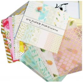 Блокчета дизайнерска хартия