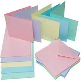 Основи за картички и пликове
