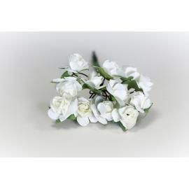 Хартиени розички15 мм, 12 бр, екрю