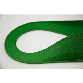 Квилинг лентички 100 бр, 35 см - листно зелен