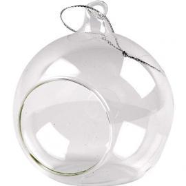 Стъклена топка 10 см