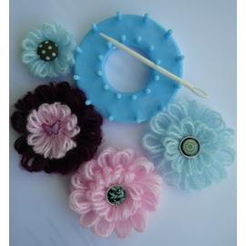 Форма за плетене - кръгла