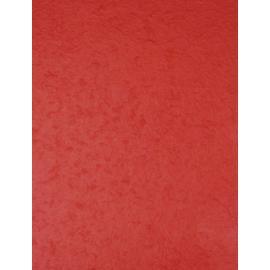Ръчно правена хартия - червена