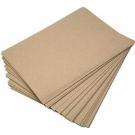 Крафт хартия, А4, 120 г, 100 листа