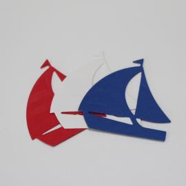 Хартиени елементи - корабчета