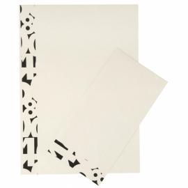 Японска хартия, комплект цифри