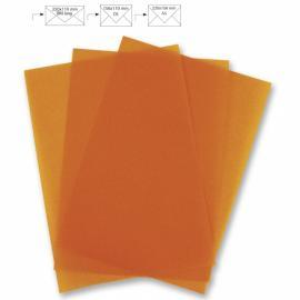 Цветен паус - оранжев