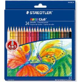 Цветни моливи,24 цвята