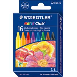 Восъчни пастели 16 цвята