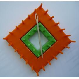 Форма за плетене - квадратна
