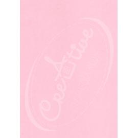 Релефен картон - розов