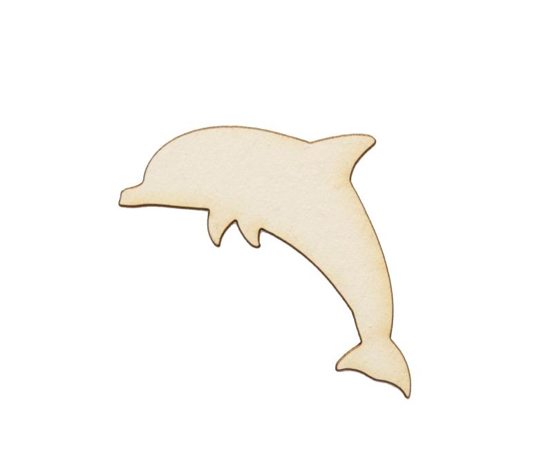 Бирен картон - делфин