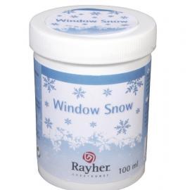 Изкуствен сняг за стъкло