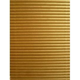 Велпапе 50 х 70 см, златно, металик