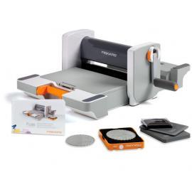 Машина за рязане,печат и релеф Fiskars+ подложки