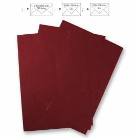 Японска хартия, А4 червено вино