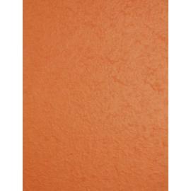 Ръчно правена хартия - оранжева