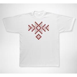 Тениска с шевица 1