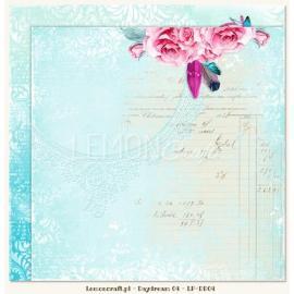 Дизайнерска хартия, лист - Daydream 04