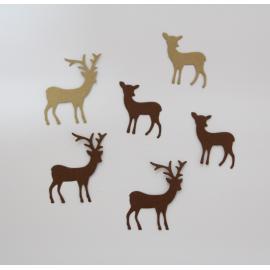 Хартиени елементи - еленчета