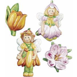 Формички за отливки - елф,лале,цвете
