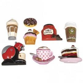 Формички за отливки - кафе и сладки