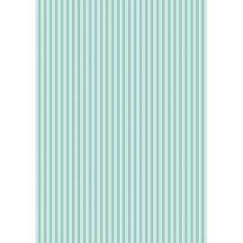 Дизайнерска хартия, А4 - Райе, тюркоаз 1