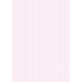 Дизайнерска хартия, А4 - Райе, розово