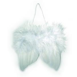 Ангелски крилца, бели малки, 2 броя