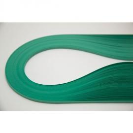 Квилинг лентички 100 бр, 35 см - ментово зелен