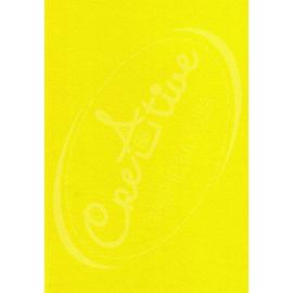 Релефен картон - жълт