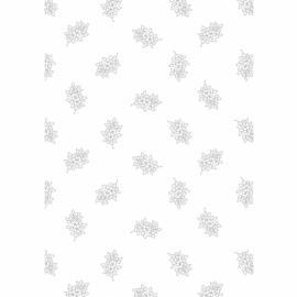 Паус с цветя