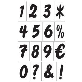 Печати - цифри