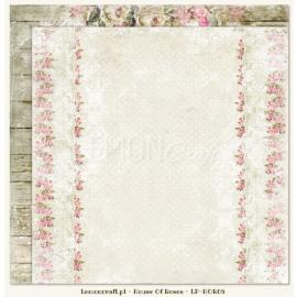 Дизайнерска хартия, лист - House of roses 6