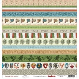 Дизайнерска хартия, Италия 6