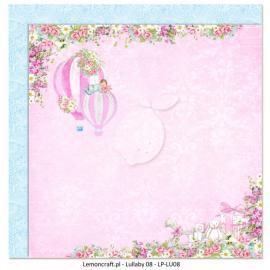 Дизайнерска хартия, 12x12 - Lullaby 8