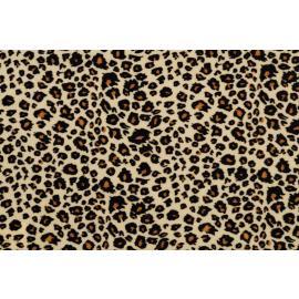 Плюш - гепард, 5 мм, 50х70