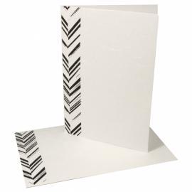 Японска хартия, основи+пликове стрелички