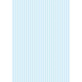 Дизайнерска хартия, А4 - Райе, синьо 1