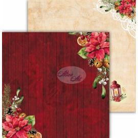 Дизайнерска хартия, 12x12 - Festive Bells 02