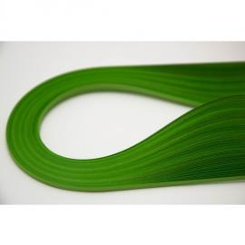 Квилинг лентички 100 бр, 35 см - тревно зелен