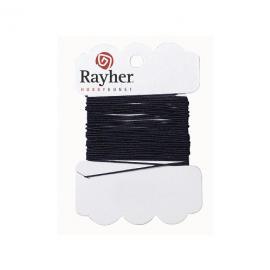 Ластичен шнур-черен 0.6мм