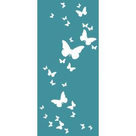 Шаблон за декупаж - пеперудки