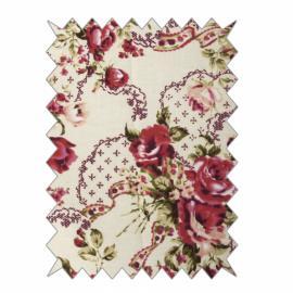 Дизайнерско платче 50см-големи рози