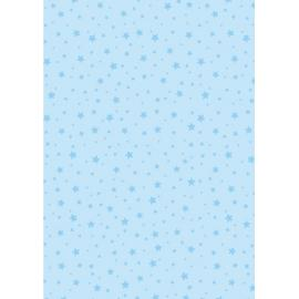 Дизайнерска хартия, А4 - бебе звезди