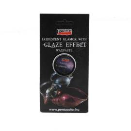 Вакс паста с глазиращ ефект 3,5 мл - лилаво вълшебство