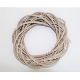 Плетен венец, 25 см