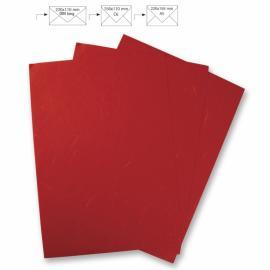 Японска хартия, А4 червено