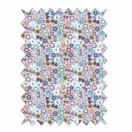 Диайнерско платче 50 см-цветна поляна