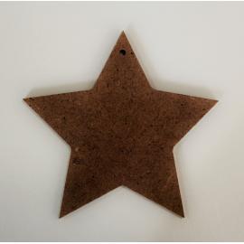 Фигурка Звезда MDF 12 см